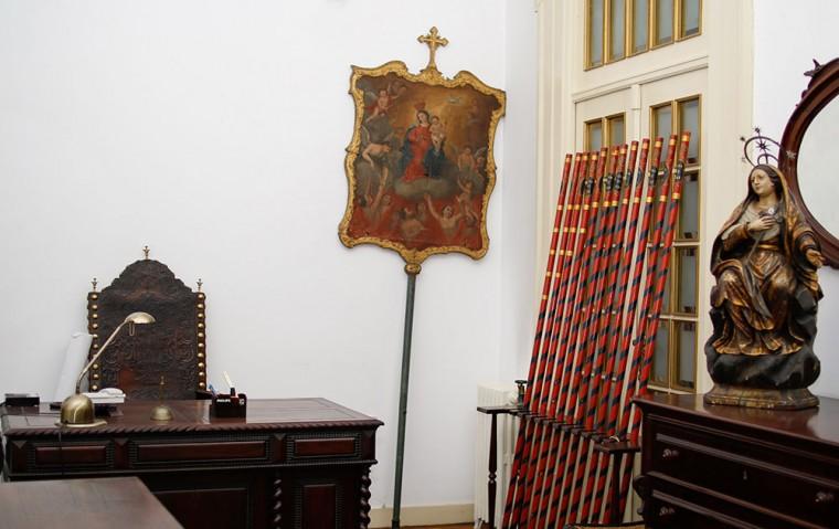Sala do Provedor